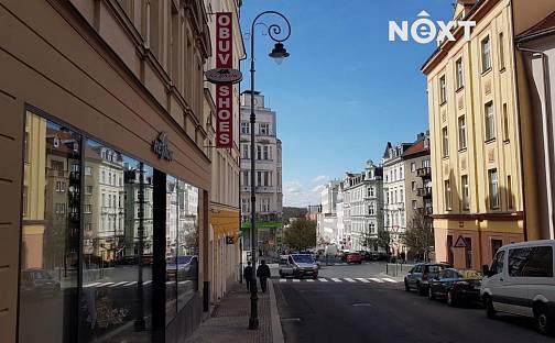 Pronájem obchodních prostor 19m², Krále Jiřího, Karlovy Vary