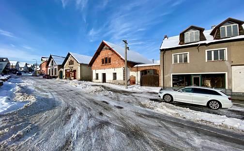 Prodej domu s pozemkem 489m², Česká Bělá, okres Havlíčkův Brod