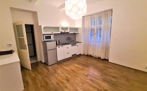 Prodej bytu 2+kk 42m², U Nikolajky, Praha 5 - Smíchov