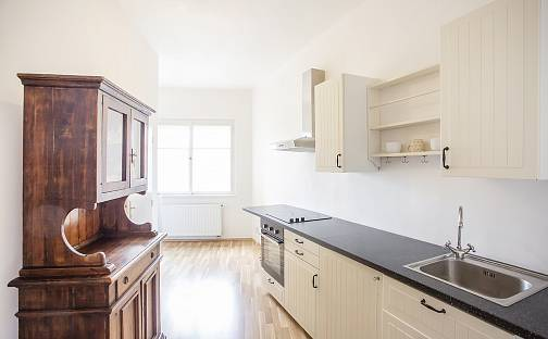 Prodej bytu 2+1, 53 m², Krymská, Praha 10 - Vršovice