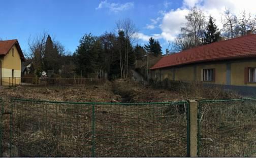 Prodej zahrady, 501 m², Zámezí, Praha