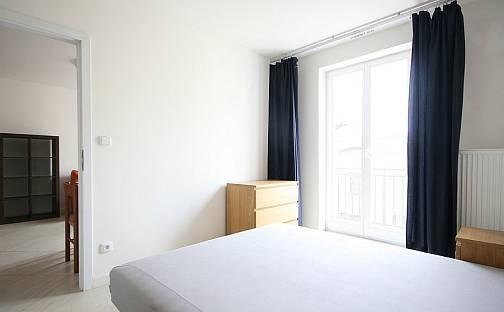 Pronájem bytu 2+kk, 40 m², Pecháčkova, Praha 5 - Smíchov