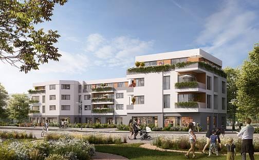 Prodej bytu 2+kk, 55.8 m², Pod Zahrady, Přezletice