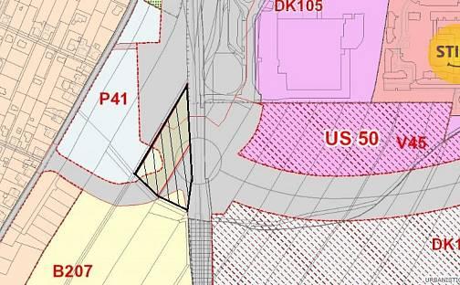 Prodej pozemku, 11505 m², Plzeňská, Ostrava - Stará Bělá