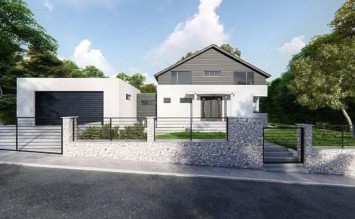 Prodej domu 272m² s pozemkem 1735m², Ke Hrušce, Strančice, okres Praha-východ