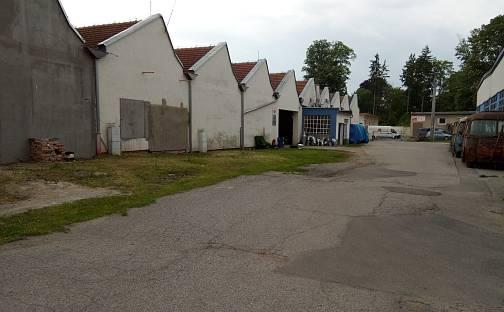 Prodej výrobních prostor, 2838 m², Tovární, Svitávka, okres Blansko