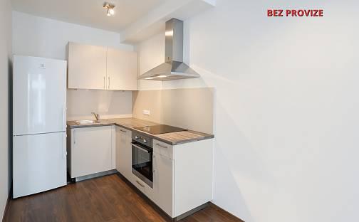 Pronájem bytu 2+kk, 44 m², Svatošových, Praha 9 - Vysočany