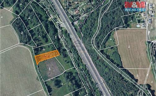 Prodej louky, 1677 m², Jeřmanice, okres Liberec