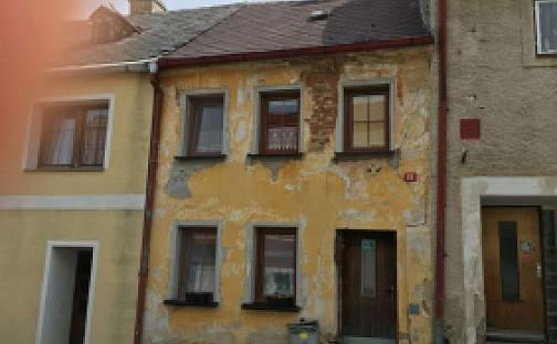 Prodej domu 74 m² s pozemkem 90 m², Družstevní, Toužim, okres Karlovy Vary