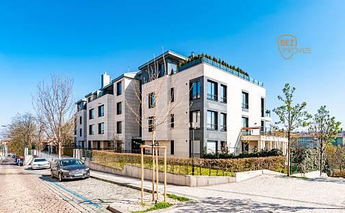 Pronájem Garážové stání v rezidenci Kajetánka, Na Petynce, Praha 6 - Břevnov