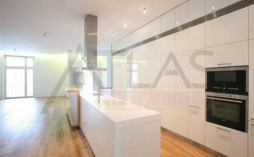 Pronájem bytu 3+kk, 116 m², Laubova, Praha 3 - Vinohrady, okres Praha