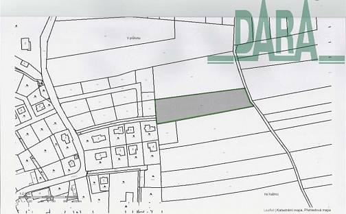 Prodej pole 6234m², Květnice, okres Praha-východ