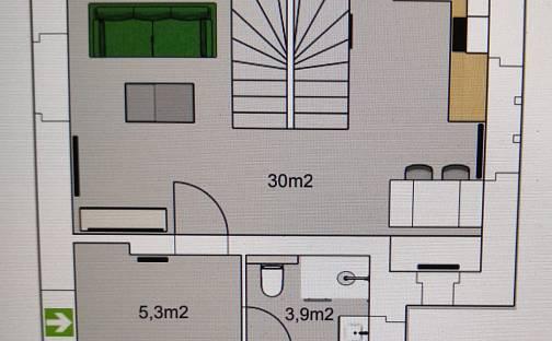 Prodej bytu 4+kk 97m², Jihlava - Henčov