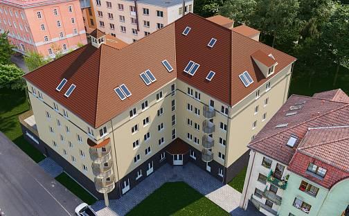 Prodej bytu 3+kk 69m², K Lanovce, Jáchymov, okres Karlovy Vary