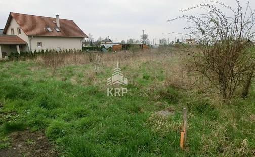 Prodej stavební parcely, 2024 m², Všetaty, okres Mělník