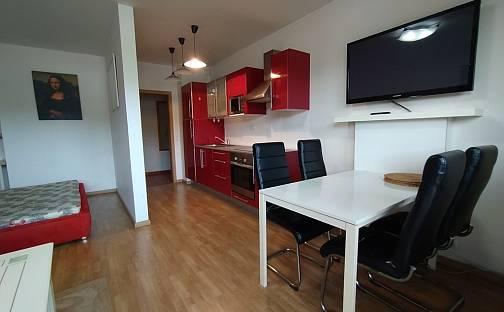 Pronájem bytu 1+kk, 45 m², Plzeňská, Praha 5 - Košíře