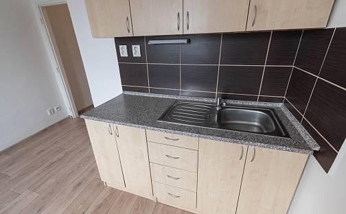 Pronájem bytu 1+kk 17m², náměstí Gen. Svobody, Ostrava - Zábřeh