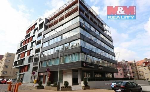 Pronájem kanceláře, 373 m², Kischova, Praha 4 - Nusle