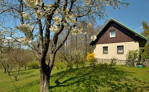 Prodej domu 110 m² s pozemkem 4766 m², Bernartice, okres Trutnov