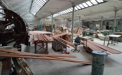 Prodej skladovacích prostor, 2838 m², Tovární, Svitávka, okres Blansko