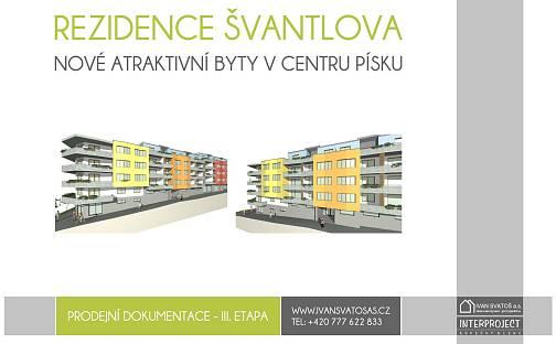 Prodej bytu 2+kk, 52.2 m², Zeyerova, Písek - Budějovické Předměstí