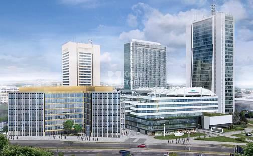 Pronájem kanceláře, 452 m², Na strži, Praha 4 - Nusle