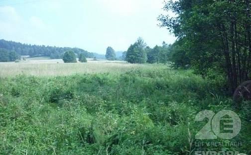 Prodej pozemku 2788m², Chřibská - Krásné Pole, okres Děčín