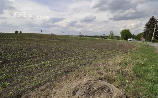 Dražba stavebního pozemku, 27743 m², Těšany, okres Brno-venkov