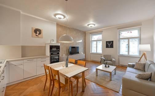 Prodej bytu 2+kk 61m², Všehrdova, Praha 1 - Malá Strana