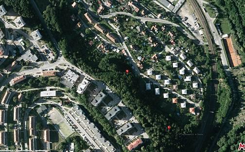 Prodej stavební parcely, Adamov, okres Blansko