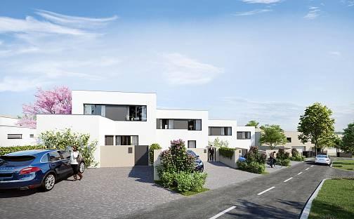 Prodej domu 128m² s pozemkem 220m², Štěpnice, Hradištko, okres Praha-západ