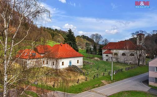 Prodej domu 2809m² s pozemkem 500m², Adršpach - Horní Adršpach, okres Náchod