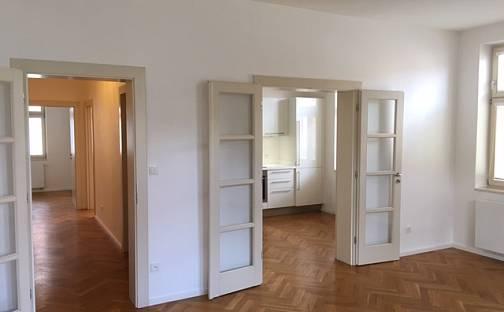 Pronájem bytu 3+1, Šlikova, Praha 6 - Břevnov