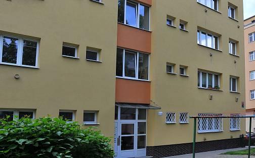Pronájem bytu 2+kk, 40 m², Mládeže, Praha 6 - Břevnov