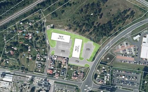 Prodej skladovacích prostor, 8728 m², Údolní, Cheb