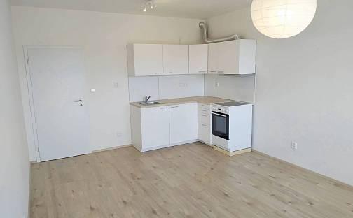 Pronájem bytu 1+kk, 35 m², Kloučkova, Rakovník - Rakovník II