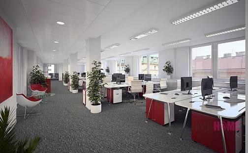 Pronájem kanceláře, 483 m², Revoluční, Praha