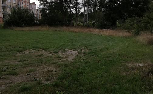 Prodej stavebního pozemku 1168m², Za Školou, Skalná, okres Cheb