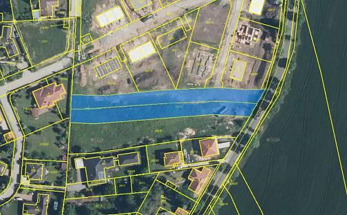 Prodej stavebního pozemku 3022m², Karlovotýnská, Rudná, okres Praha-západ