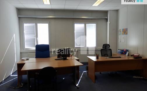 Pronájem kanceláře 34m², Průmyslová, Jiřice, okres Pelhřimov