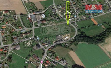 Prodej komerčního pozemku, 4407 m², Vřesina, okres Opava