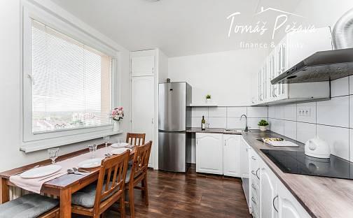 Prodej bytu 3+1, 72 m², Erno Košťála, Pardubice - Studánka