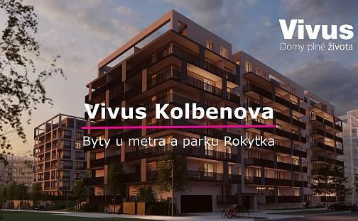 Prodej bytu 1+kk 50m², Na černé strouze, Praha 9 - Vysočany
