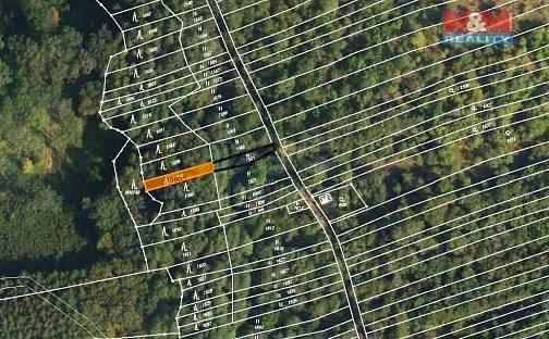 Prodej lesa, 310 m², Uherský Brod, okres Uherské Hradiště