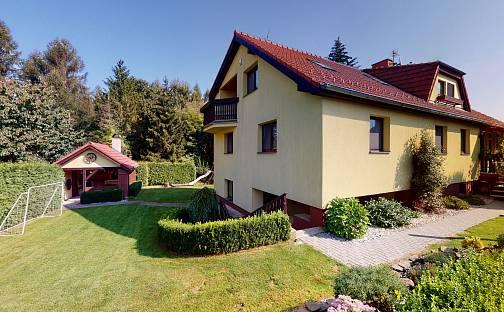 Prodej domu 220m² s pozemkem 1250m², Na Milířích, Ostrava - Plesná