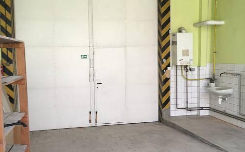 Pronájem výrobních prostor, Rybníky VII, Zlín