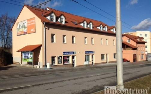 Pronájem obchodních prostor, 240 m², S. K. Neumanna, Jihlava