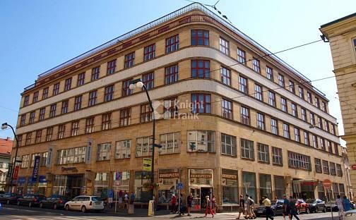 Pronájem obchodních prostor 801m², Národní, Praha 1 - Nové Město
