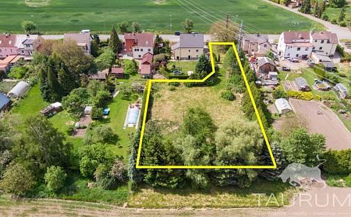Prodej stavebního pozemku 1 929 m²