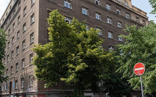 Prodej bytu 1+kk 26m², Lucemburská, Praha 3